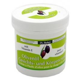 Olivenöl Gesichts- und Körperpflegecreme