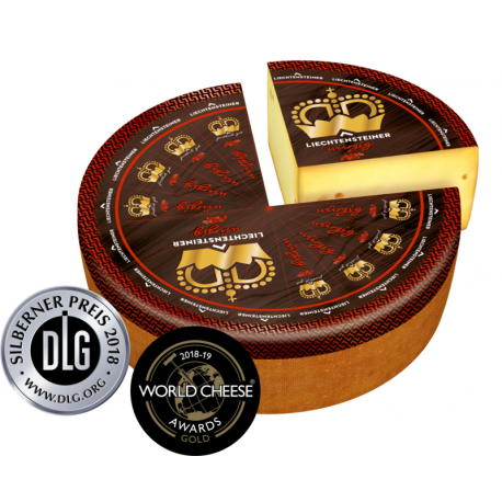 Liechtensteiner Käse Würzig 250 g